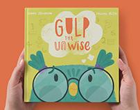Gulp the Unwise _ Children's Book Illustration
