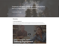 Ethical Leadership Website