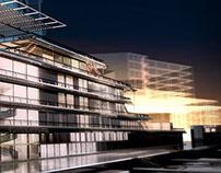 Yacht Club de Monaco - présentation du nouveau bâtiment