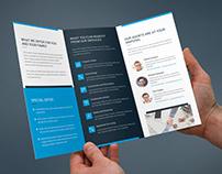 Brochure – Real Estate Tri-Fold Template