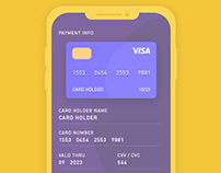 Payment | Daily UI