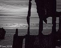 Wreck & Shinning Sea