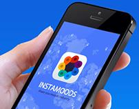 Instamood IOS App Design