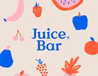 Juice Bar Branding