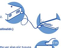 Turkcell TamBurada Takip Cihazı Kolay Kullanım Kitabı