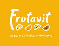 Identidad Visual de Frutavit