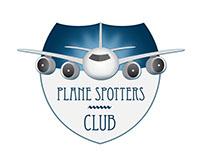 Plane spotters logo