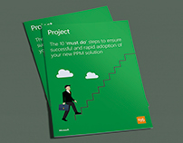 MS Project Brochure
