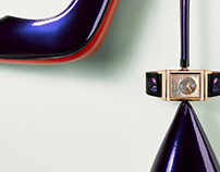 JAEGER-LECOULTRE SPECIAL EDITION LOUBOUTIN EDITO