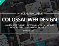 Colossal Web Design – Only $39