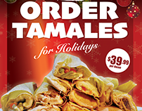Tamales Special