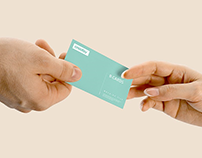 35+ Realistic Business Card in Hand Mockup Templates