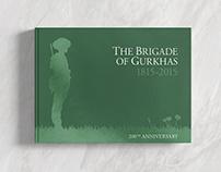 Brigade of Gurkhas 200th Anniversary Book