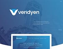Veridyen Website Re Design