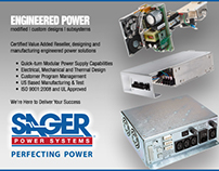 Advertising Banners for Power.Sager.com