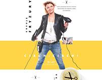 Hairdress website / strona Salonu Fryzjerskiego