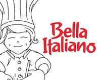 Bella Italiano | Restaurant Branding