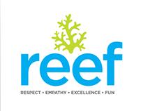 Mythics REEF Logo
