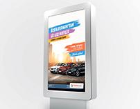 ÖzdilekPark (Magazine Ad - Car )