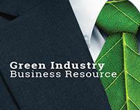 Green Industry Company Branding