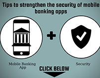 Tips To Strengthen The Security Of Mobile Banking Apps