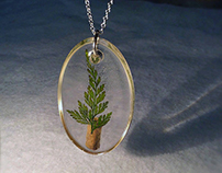 Hiraeth Tree Pendant