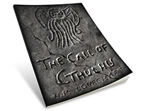 The Call of Cthulhu Book Design