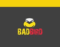 bad bird logo