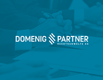 Domenig & Partner | Corporate- & UX-Design