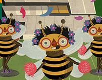 SCAD Bee