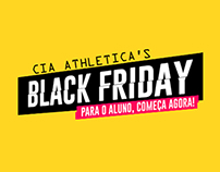 Cia Athletica // Black Friday Advertising Campaign