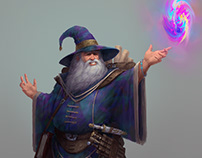 Kal The Wizard