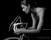 Advertising - Bicycle