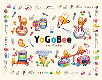 YoGoBee Ice Cafe