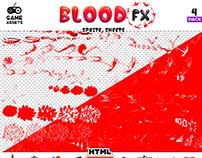 Blood Sprite FX - Pack 4