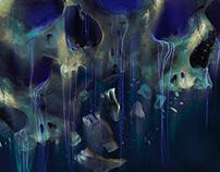 Skull Series #01-11