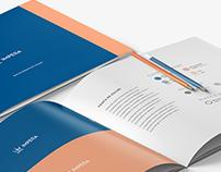 Impera Logo & Website Design