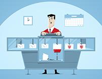 Océ Canon - Improving mail services