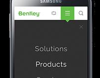 Bentley Systems - Corporate Website