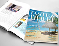Magazine Vol 2 Issue 4-Taste & Travel