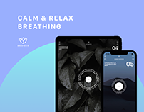 BreatheIn: Calm & Relax Breathing