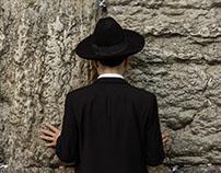 WESTERN WALL Jerusalem.