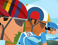 Copa Vo2 2015 | cycling poster