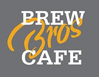 Brew Bros Cafe: logotype