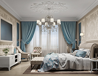 Sochi Apartment_02, 3D Interior Visualization
