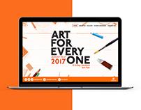 SM Art For Everyone 2017