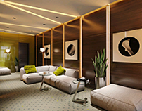 Hotel Design. Detailed 3D Visualisations.