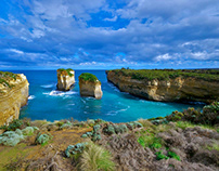 The Great Ocean Road, VIC, AU