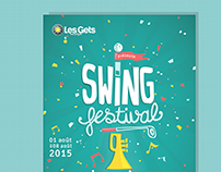 Affiches ▶ UB40, Jazz sur son 31, Swing Festival