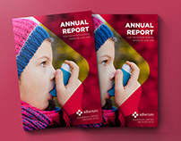 Adherium 2016 Annual Report